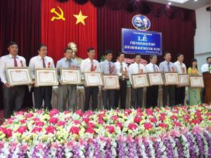 Rà soát lại hồ sơ đề nghị khen thưởng của ngành Giáo dục và Đào tạo huyện Krông Ana