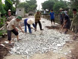 Phê duyệt điều chỉnh thiết kế bản vẽ thi công và dự toán công trình Đường nội thị trấn Krông Kmar, huyện Krông Bông (20 trục) – Giai đoạn 2
