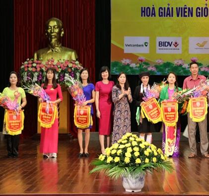 Triệu tập đội thi về dự Hội thi Hòa giải viên giỏi toàn quốc lần thứ III.