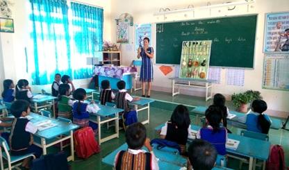 Kinh phí mua sắm, trang bị phục vụ dạy và học tập cho Trường phổ thông dân tộc bán trú THCS Phan Bội Châu, xã Ea Trang, huyện M'Đrắk .