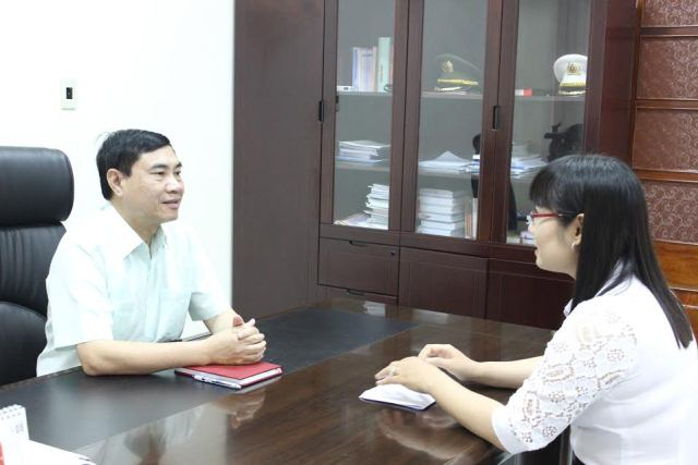 Phỏng vấn đồng chí Trần Quốc Cường, UVTW Đảng, Phó Bí thư Tỉnh ủy Đắk Lắk trước thềm Đại hội Đại biểu Phụ nữ tỉnh lần thứ XVI, nhiệm kỳ 2016-2021