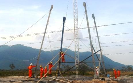 Thỏa thuận danh mục đầu tư, hướng tuyến đường dây trung áp Tiểu dự án cải tạo và phát triển lưới điện trung hạ áp khu vực trung tâm huyện lỵ, thị xã, thành phố thuộc tỉnh Đắk Lắk.
