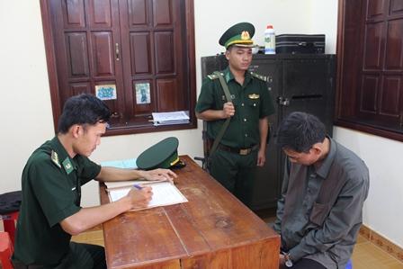 Bộ đội Biên phòng tỉnh Đắk Lắk bắt đối tượng trộm cắp tài sản công dân