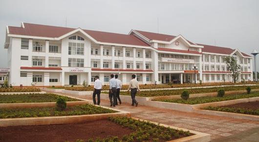 Điều chỉnh Báo cáo kinh tế kỹ thuật xây dựng công trình Hỗ trợ xử lý chất thải Bệnh viện Đa khoa huyện Krông Năng