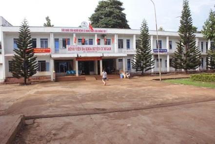 Điều chỉnh Báo cáo kinh tế kỹ thuật xây dựng công trình hỗ trợ xử lý chất thải Bệnh viện Đa khoa huyện Cư M'Gar.