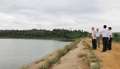 Phê duyệt Phương án phòng, chống lụt, bão năm 2016 công trình thủy lợi Hồ chứa nước K'Dun, thành phố Buôn Ma Thuột