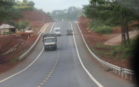Phê duyệt quyết toán dự án hoàn thành đầu tư, nâng cấp mở rộng đường Hồ Chí Minh (Quốc lộ 14)