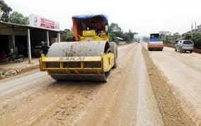 Điều chỉnh thời gian thi công Gói thầu xây lắp số 01 thuộc dự án Cải tạo, nâng cấp tỉnh lộ 8, đoạn Km6+150 ÷ Km8+00