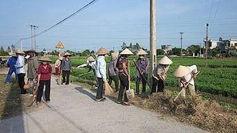 """Tổ chức thực hiện Cuộc vận động """"Toàn dân đoàn kết xây dựng nông thôn mới, đô thị văn minh"""""""