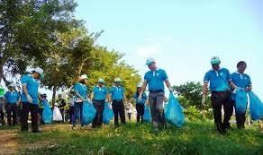Tổ chức các hoạt động hưởng ứng Chiến dịch Làm cho thế giới sạch hơn năm 2016