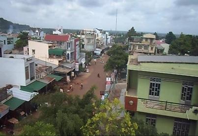 Điều chỉnh cục bộ Quy hoạch chung thị trấn Buôn Trấp, huyện Krông Ana, tỉnh Đắk Lắk đến năm 2020.