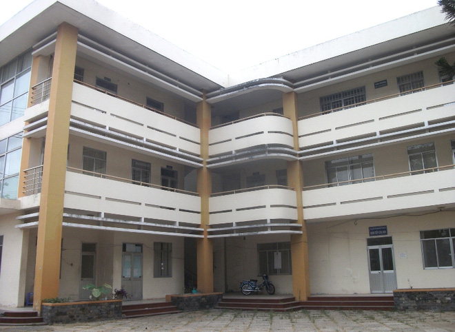 Bố trí trụ sở làm việc cho Quỹ Đầu tư Phát triển Đắk Lắk và Trung tâm Phát triển quỹ đất tỉnh