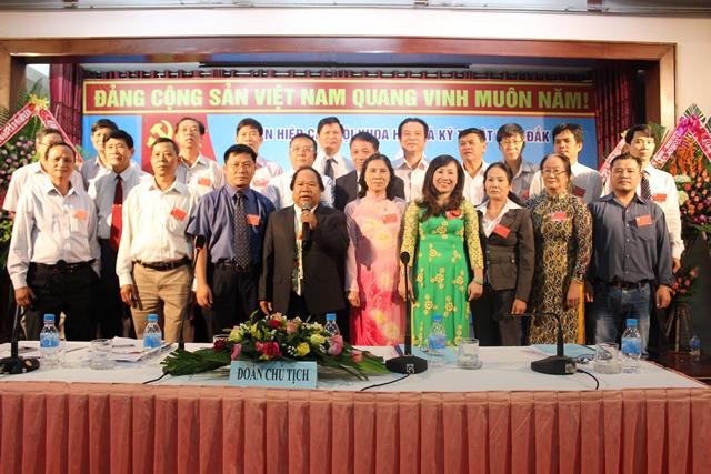 Đại hội đại biểu Liên hiệp các Hội Khoa học và Kỹ thuật lần thứ IV tỉnh Đắk Lắk