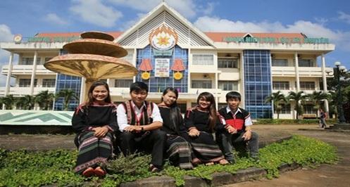 Nâng cấp trường Cao đẳng nghề thanh niên dân tộc Tây Nguyên