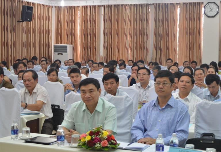 Hội nghị tập huấn công tác đối ngoại nhân dân cho cán bộ chủ chốt cấp tỉnh, cấp huyện năm 2016.