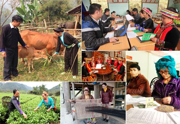 Kế hoạch giám sát việc triển khai thực hiện chính sách tín dụng đối với đồng bào dân tộc thiểu số nghèo đặc biệt khó khăn trên địa bàn tỉnh
