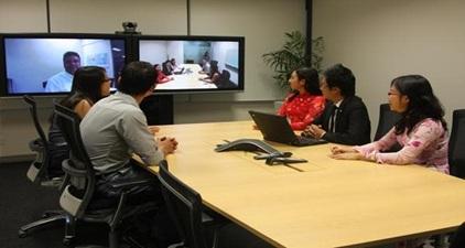 Hỗ trợ kinh phí mua sắm phần mềm, trang thiết bị và phòng họp phục vụ giao ban trực tuyến giữa các xã trên địa bàn huyện Krông Năng