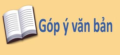 Góp ý dự thảo báo cáo tình hình thực hiện các Luật: Bình đẳng giới; Hôn nhân gia đình; Phòng, chống bạo lực gia đình trên địa bàn tỉnh