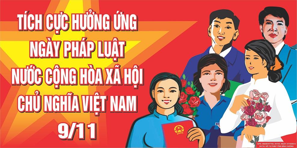 """Ban hành Kế hoạch tổ chức """"Ngày Pháp luật nước Cộng hòa xã hội chủ nghĩa Việt Nam"""" năm 2016 trên địa bàn tỉnh"""