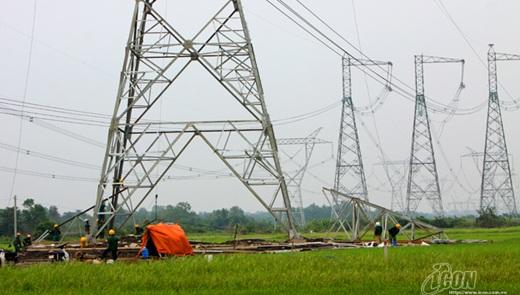 Phê duyệt quyết toán dự án hoàn thành bồi thường, hỗ trợ khi nhà nước thu hồi đất để xây dựng công trình Đường dây 500 kV Pleiku- Mỹ Phước – Cầu Bông, đoạn qua địa bàn huyện Cư M'gar