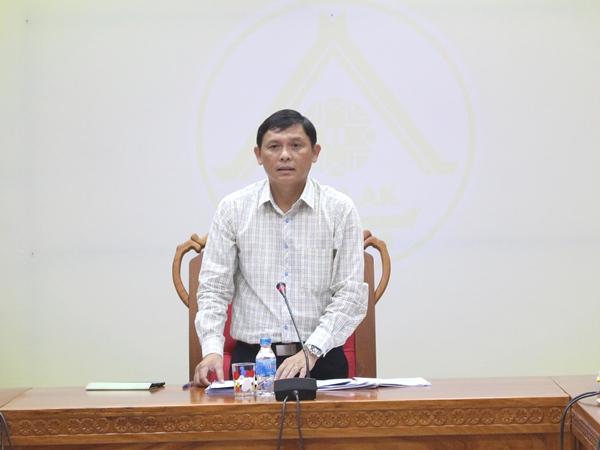 """UBND tỉnh họp triển khai Chương trình du lịch """"Hành trình di sản"""""""