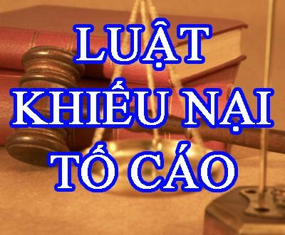 Báo cáo tổng kết 04 năm thi hành Luật Khiếu nại, Luật Tố cáo trên địa bàn tỉnh