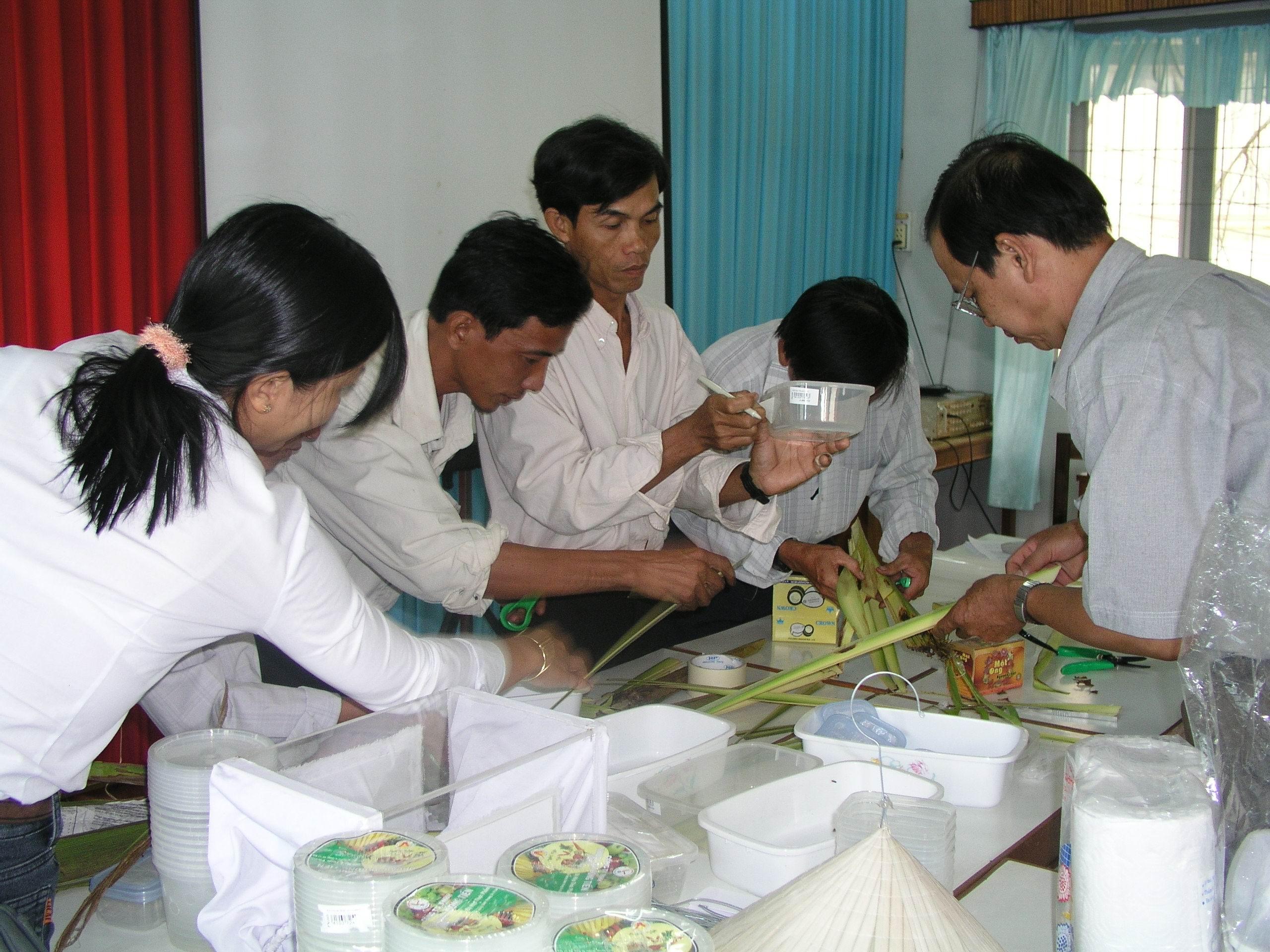 Chương trình hành động của Hội đồng Khoa học tỉnh nhiệm kỳ VIII, giai đoạn 2016 – 2020.