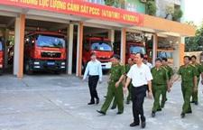 Thống nhất kinh phí giải phóng mặt bằng để xây dựng Công trình: Trung tâm Chỉ huy Cảnh sát Phòng cháy và Chữa cháy tỉnh Đắk Lắk