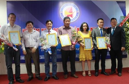 Lễ kỷ niệm Ngày Doanh nhân Việt Nam và kết nạp hội viên mới.