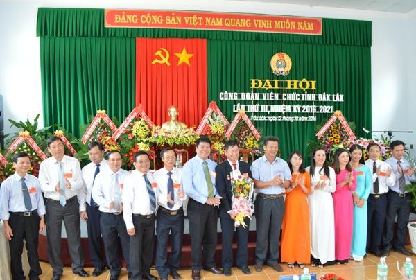 Đại hội Công đoàn Viên chức tỉnh lần thứ III