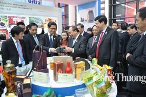 """Tham gia """"Hội chợ quốc tế Thương mại hàng hóa Hồ Nam – ASEAN"""" tổ chức tại Trung Quốc"""
