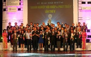 Giới thiệu doanh nghiệp tiêu biểu tham gia chương trình bình chọn và vinh danh doanh nghiệp do Tạp chí Cộng sản chủ trì tổ chức.