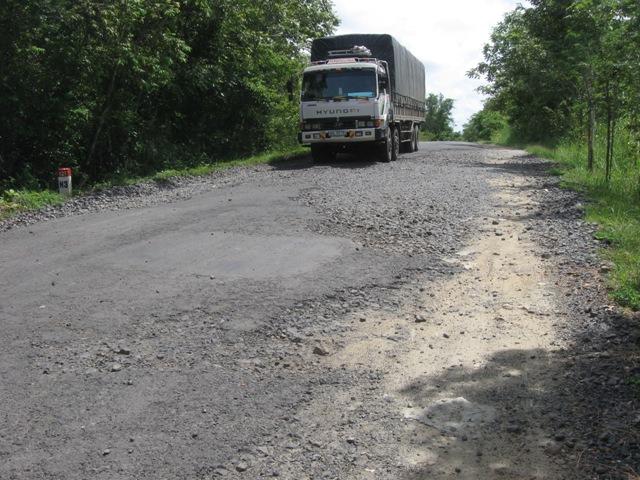 Bố trí vốn đầu tư cải tạo, nâng cấp Quốc lộ 29 đoạn qua địa phận tỉnh Đắk Lắk.