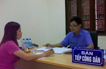 Ban hành Quy chế tiếp công dân của HĐND, đại biểu HĐND tỉnh