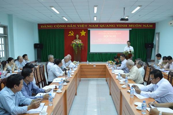 Thống nhất khoanh vùng bảo vệ di tích khu căn cứ kháng chiến tỉnh Đắk Lắk