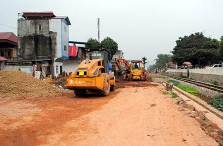 Lập phương án bồi thường và bố trí kinh phí bồi thường GPMB Dự án hạ tầng giao thông khu dân cư Tổ liên gia 35, TDP 4, phường Thành Nhất.