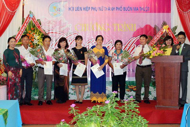 Hội phụ nữ TP Buôn Ma Thuột tổ chức chương trình kết nối yêu thương