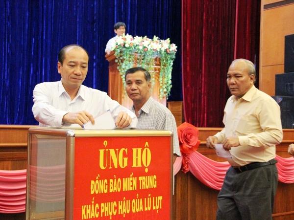 Hội nghị thông báo nhanh kết quả Hội nghị Ban chấp hành Trung ương Đảng lần thứ 4 (khóa XII)