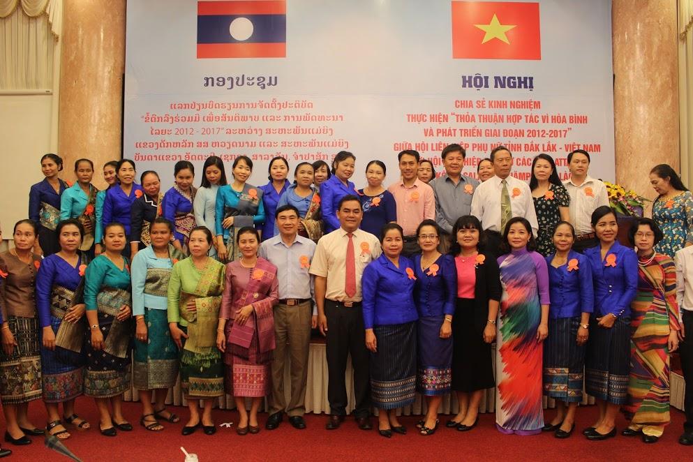 Phụ nữ Đắk Lắk khẳng định vị thế, nâng cao hiệu quả công tác đối ngoại.