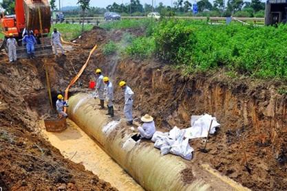 UBND cho chủ trương xây dựng hệ thống cấp nước sạch ở thôn Quỳnh Ngọc, xã EaNa, huyện Krông Ana