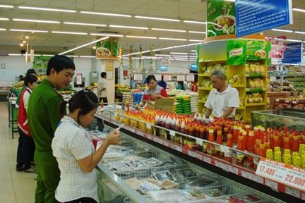 Tổng hợp báo cáo thực hiện chính sách, pháp luật về an toàn thực phẩm
