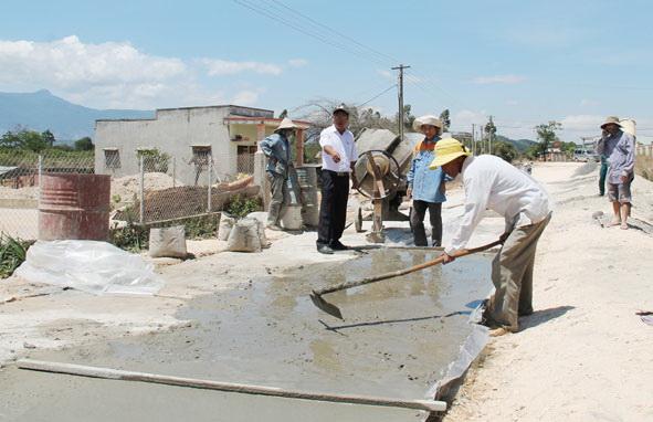 Xây dựng Kế hoạch duy trì và nâng cao chất lượng tiêu chí đối với các xã đạt chuẩn nông thôn mới