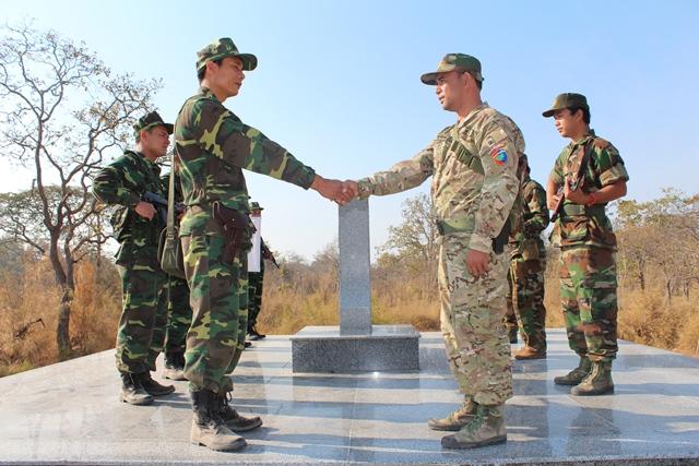 Đắk Lắk xây dựng đường biên giới hòa bình, hữu nghị, hợp tác và phát triển