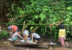 Triển khai Chương trình Quốc gia bảo đảm cấp nước an toàn giai đoạn 2016-2025.