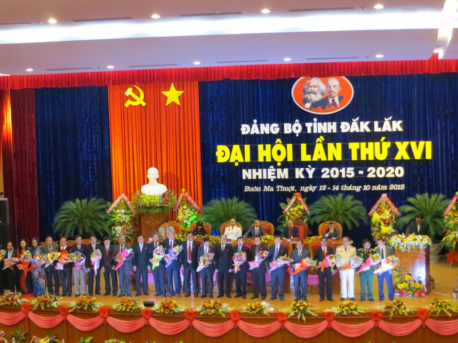 Đắk Lắk chú trọng công tác xây dựng tổ chức cơ sở Đảng, nâng cao chất lượng đảng viên.