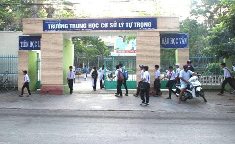 Đầu tư dự án Trường THCS Lý Tự Trọng, xã Ea Sô, huyện Ea Kar (giai đoạn 1)