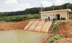 Kinh phí chi trả tiền bồi thường, hỗ trợ dự án: Thủy lợi buôn Đắk Ju, xã Bông Krang, huyện Lắk.