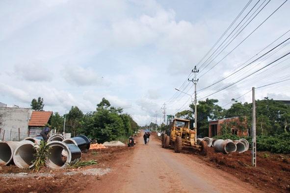 Đề nghị tạm ứng nguồn vốn phục vụ công tác bồi thường, GPMB xây dựng đường chiến lược – đường Trần Quý Cáp
