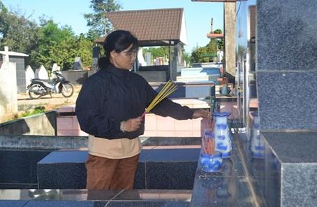 Tham mưu xử lý đề nghị xã hội hóa 02 nghĩa trang của thành phố Buôn Ma Thuột.