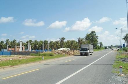 Chuyển đường tỉnh ĐT.697 và ĐT.696D thành quốc lộ.